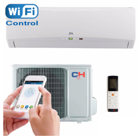 Кондиционер Cooper&Hunter ICY II INVERTER WI-FI CH-S12FTXTB2S-W with WiFi