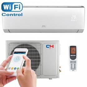 Кондиционер Cooper&Hunter ARCTIC INVERTER WIFI CH-S18FTXLA with WIFI