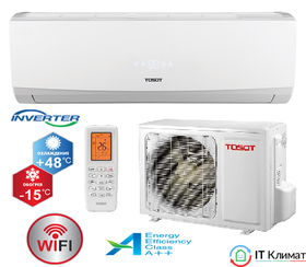Кондиционер TOSOT SMART Inverter WIFI GS-12DW